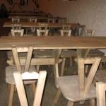 Palmse Kõrtsi mööbel ja sisekujundus
