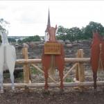 puust hobused